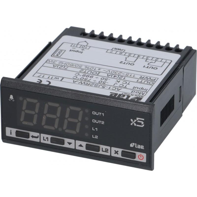 TERMOSTATO AC1-5JS2RW-A TCJ/TCK 2102282