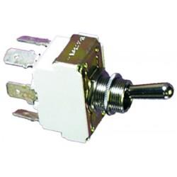 INVERSORE BIPOLARE MOMENTANEO 10A 250V CODICE: 3210022