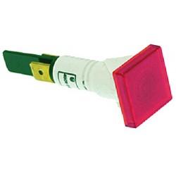 LAMPADA SPIA ROSSA 400V CODICE: 3221004
