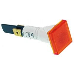 LAMPADA SPIA ARANCIO 400V CODICE: 3221006