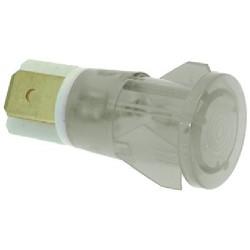 LAMPADA SPIA BIANCA 230V CODICE: 3221026