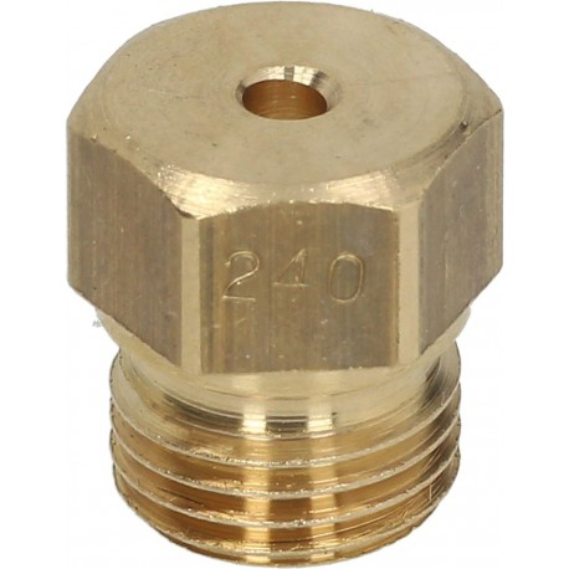 UGELLO GAS M10X1 Ø 2,40 MM 2103345