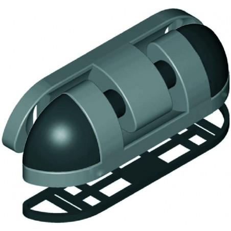 CERNIERA FUTURO 4514 CON RAMPA DX Cod. 3053583