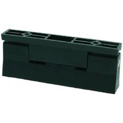 CERNIERA PLASTICA NERA Cod. 3053598