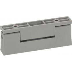 CERNIERA PLASTICA GRIGIA Cod. 3053599