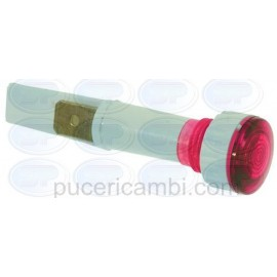 LAMPADA SPIA ROSSA 230V CODICE: 3221033
