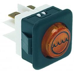 LAMPADA MACCHINA PRONTA 220/250V CODICE: 3221037