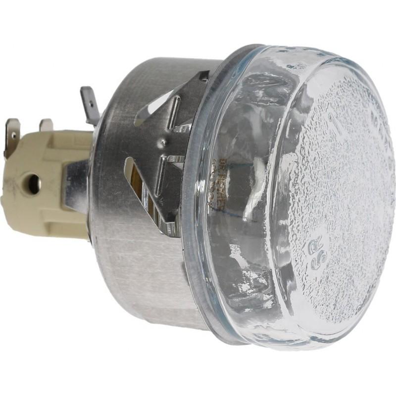 PORTALAMPADA CON LAMPADA E14 40W 240V CODICE: 3221050