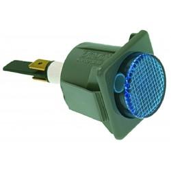 LAMPADA SPIA BLU 220V CODICE: 3221055
