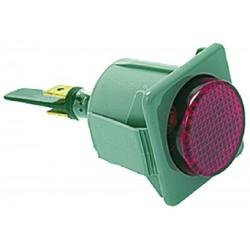 LAMPADA SPIA ROSSA 220V CODICE: 3221056