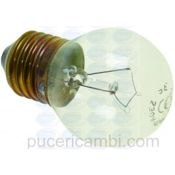 LAMPADA FORNO E27 40W 230V CODICE: 3221059