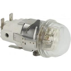 PORTALAMPADA CON LAMPADA E14 25W 230V CODICE: 3221060