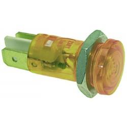 LAMPADA SPIA ARANCIO 230V CODICE: 3221075