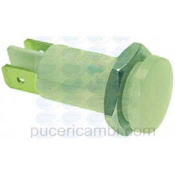 LAMPADA SPIA BIANCA 230V CODICE: 3221076