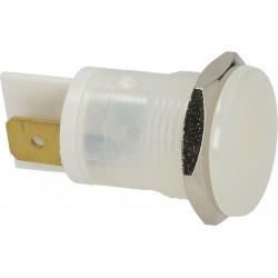 LAMPADA SPIA BIANCA 230V CODICE: 3221079