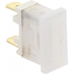 LAMPADA SPIA TRASPARENTE 230V 2111343