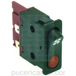 PULSANTE START GIALLO 250V 16A 3319131