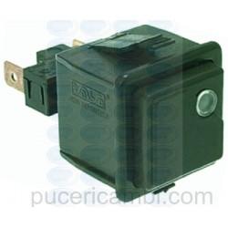 PULSANTE GRIGIO ACCENSIONE LUCE 16A 250V 3319152