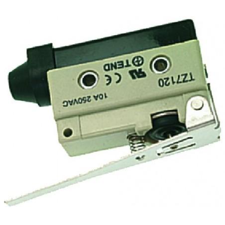 MICROINTERRUTTORE PORTA TZ-7120 10A 250V CODICE: 3240420