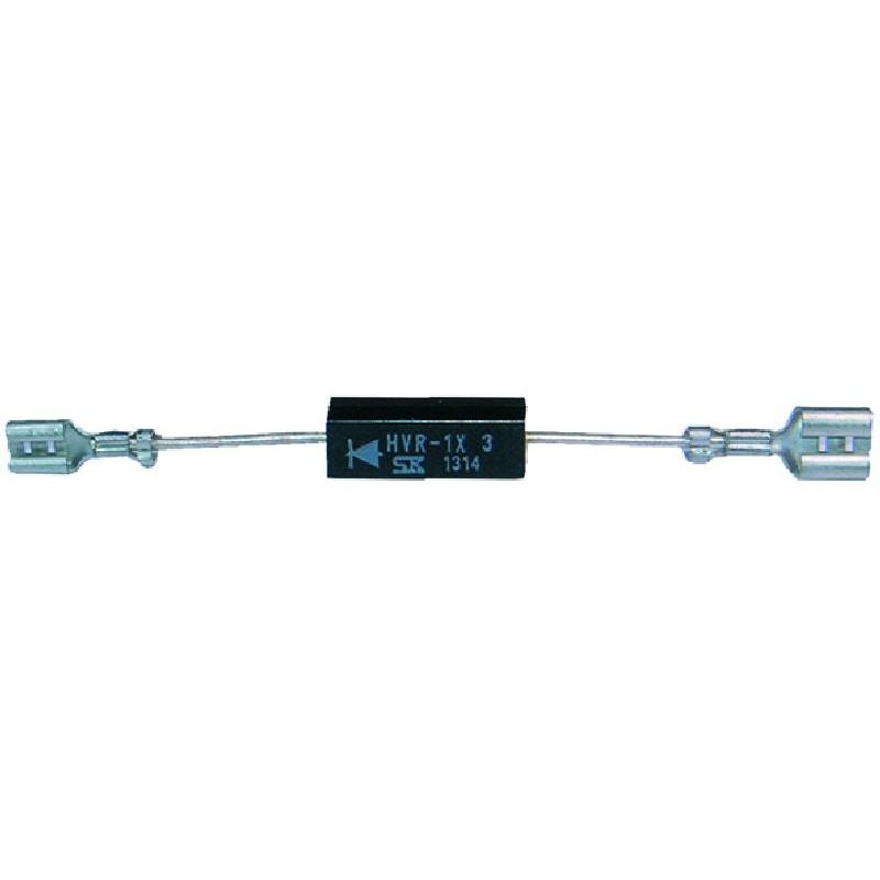 DIODO UNIVERSALE 9000V - 92 MM Cod. 3344004