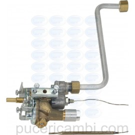 KIT RUBINETTO TERMOSTATICO COPRECI Cod. 3345040