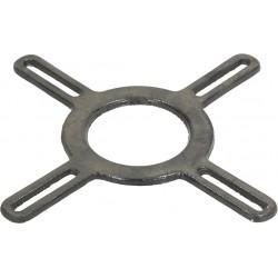 RIDUZIONE PER GRIGLIA CINESE 370X370 MM Cod. 3354018