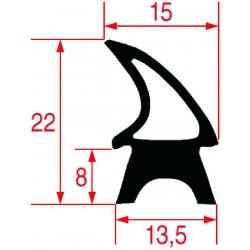 GUARNIZIONE PORTA FORNO 865X645 MM 3186512