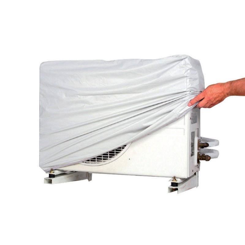 Telo di copertura per condizionatore climatizzatore clima unità esterna cappotta in pvc impermeabile