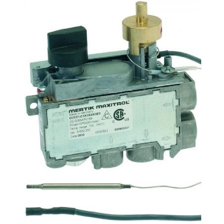 VALVOLA GAS MERTIK 100÷340°C 3523053
