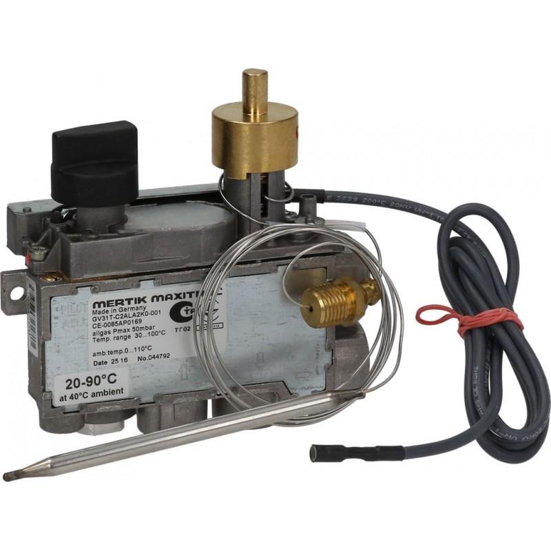 VALVOLA GAS MERTIK 30÷110°C 3523057
