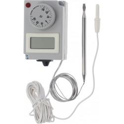 TERMOSTATO CON TERMOMETRO -35+35°C 3444986