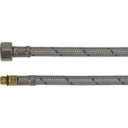 "TUBO FLESSIBILE Ø 3/8""F X-M10X1 L 500 MM CODICE: 3759300"