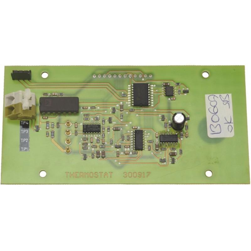 SCHEDA ELETTRONICA TEMPERATURA 120X60 MM 3390172