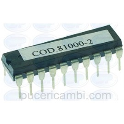 MICROPROCESSORE CAPOT RIVER NM 3390195