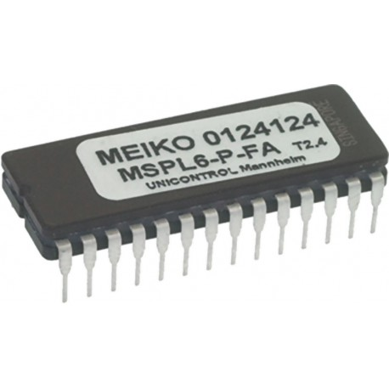 PROCESSORE EPROM MSPL6-P-FA 3390207