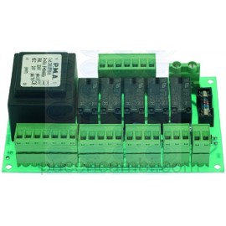 SCHEDA ELETTRONICA 130X75 MM 3390212