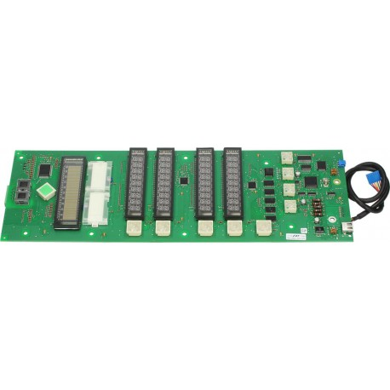 SCHEDA ELETTRONICA COMANDI 460X155 MM 3390233