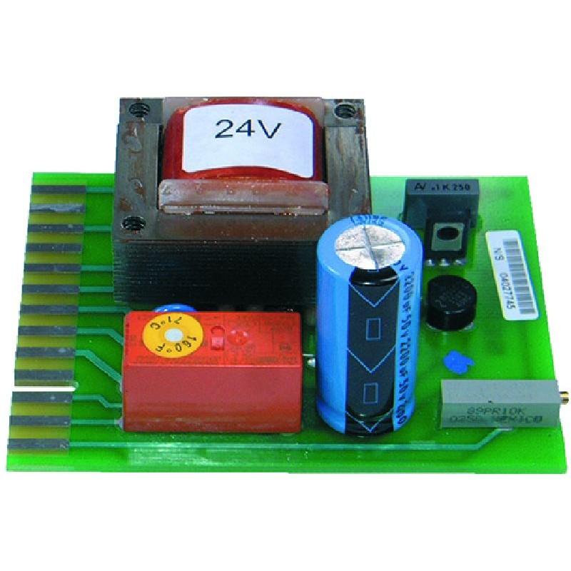 SCHEDA RILEVAZIONE LIVELLO 24V 3390276
