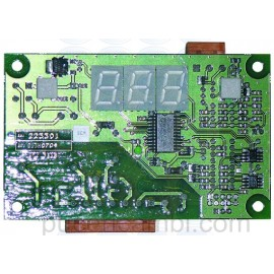 SCHEDA ELETTRONICA TERMOSTATO 105X65 MM 3390278