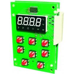 SCHEDA DISPLAY EVC80S11P7XXX00 3445097