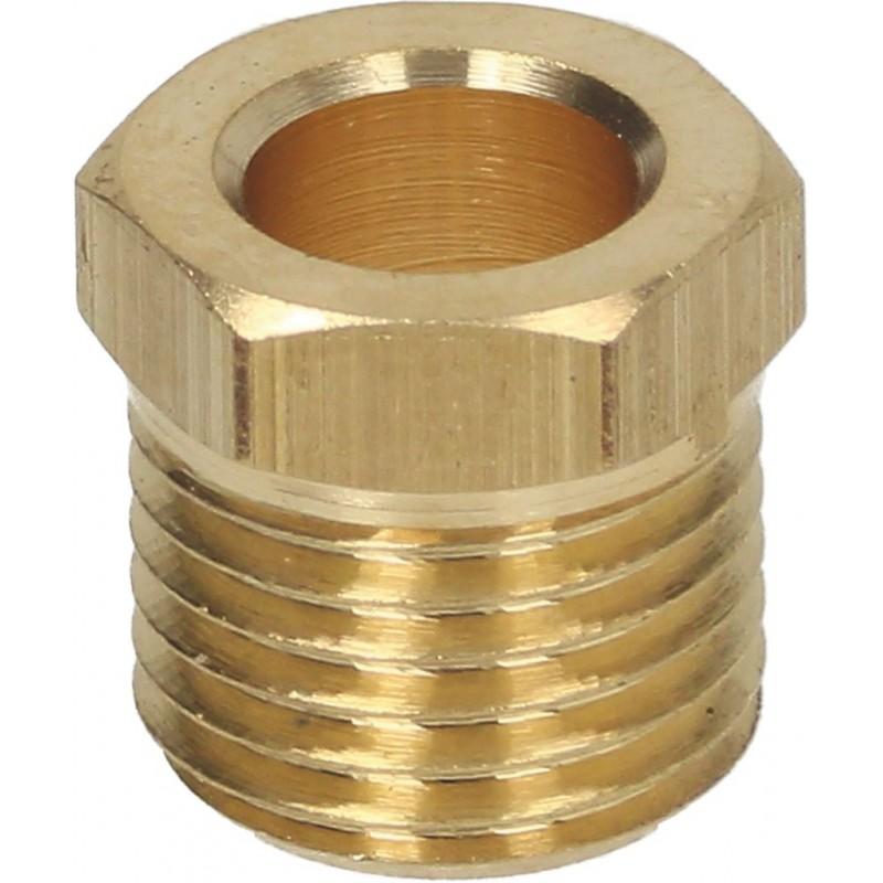 RACCORDO PER TUBO ø 6 mm P.z. 10 Cod. 3020078