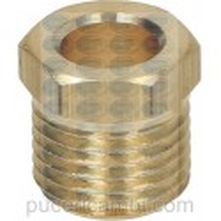 RACCORDO PER TUBO ø 6 mm P.z. 10 Cod. 3020078 10 pezzi