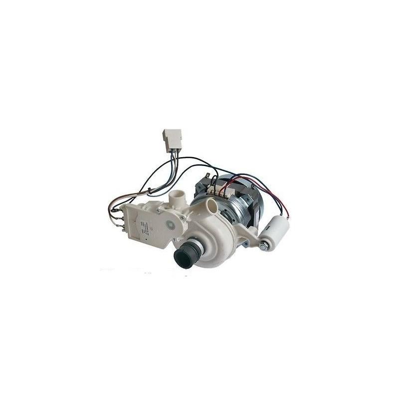 ELETTROPOMPA LAVAGGIO 220V 60W LAVASTOVIGLIE ARISTON INDESIT ORIGINALE C00115896
