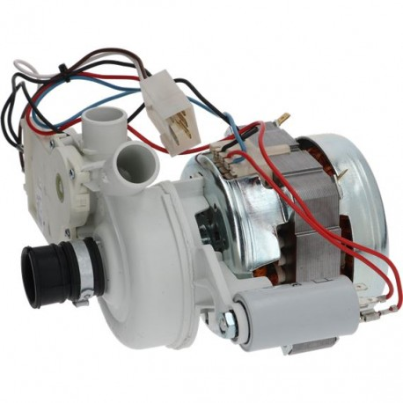 ELETTROPOMPA MOTORE ALTERNATO V220 LAVASTOVIGLIE ORIG ARISTON INDESIT C00078566