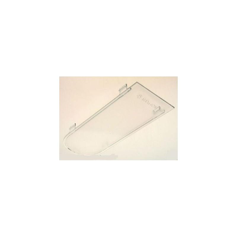 PLAFONIERA COPRI LAMPADA LUCE 170X65MM CAPPA ASPIRAZIONE SMEG ORIGINAL COD. 767050119