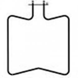 RESISTENZA BASE FORNO COTTURA 1200W 220V PHILIPS WHIRLPOOL IGNIS SPR042