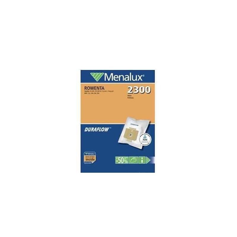 SET SACCHETTI ASPIRAPOLVERE 2300 MENALUX ELECTROLUX AEG COMPATIBILE 9001961292