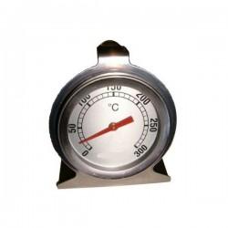 TERMOMETRO FORNO 0-300° BARBECUE FORNO LEGNA ALTE TEMPERATURE UNIVERSALE 39CU005