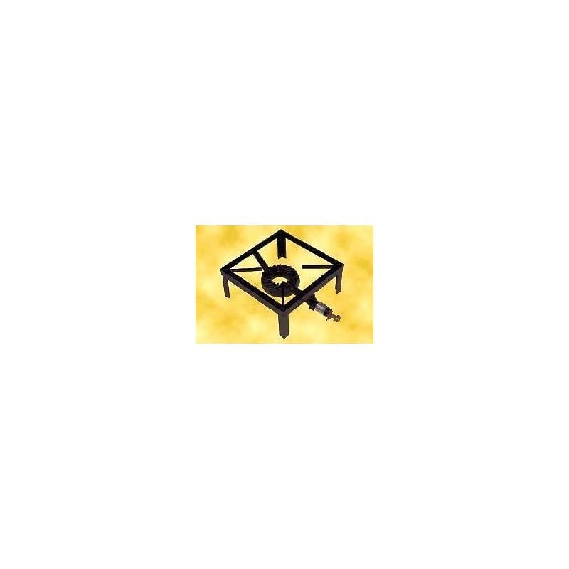 PARKER FORNELLONE A GAS (con valvola sic.)- COD.F04 P
