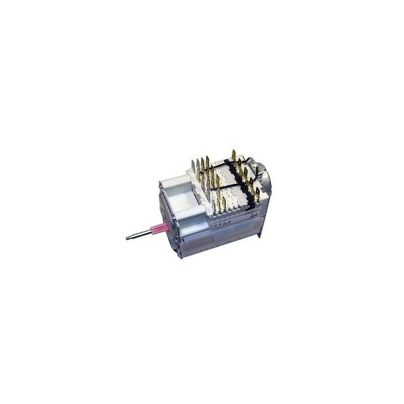 TIMER ELBI 0705/1/0.10 F50 CON PUSH-PULL LAVATRICE ELECTROLUX ZANUSSI 1247059056